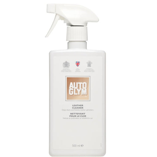 LC500CA Autoglym Leather Cleaner