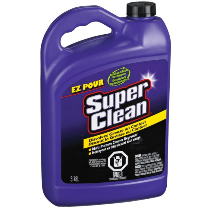 08010-16 SuperClean Degreaser Refill, 3.78 L