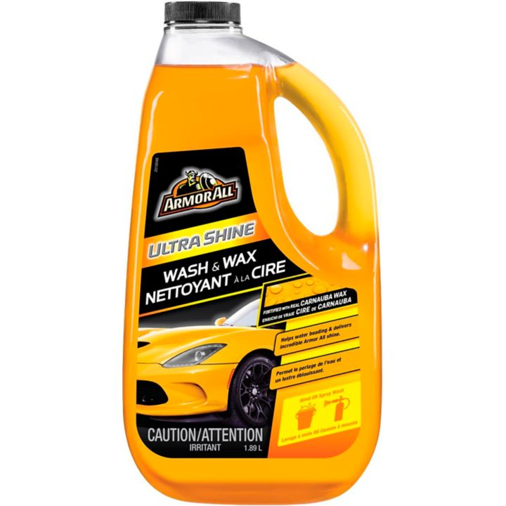 0394562 Armor All Ultra Shine Wash & Wax