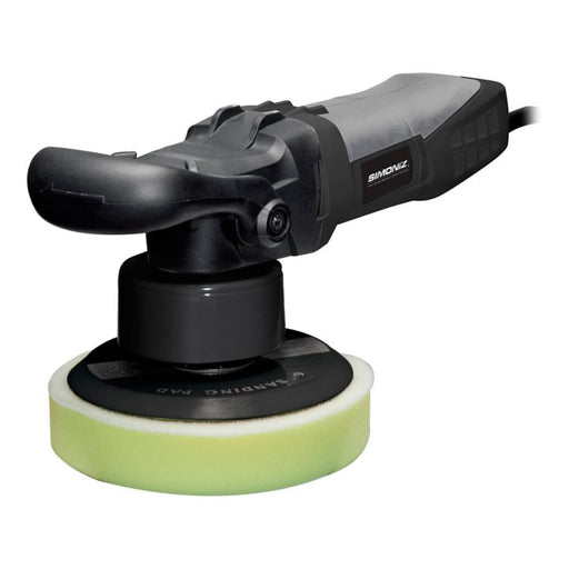 Simoniz Platinum Dual Action Corded Polisher, 6-in