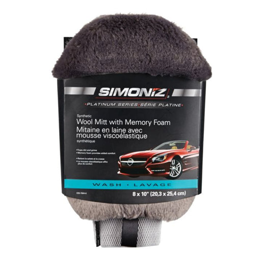 Simoniz Platinum Synthetic Wool Wash Mitt