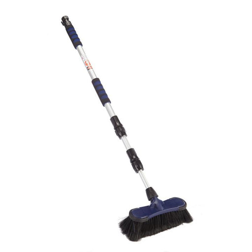Simoniz Extendable Flow Through Wash Brush, 35 to 78-in
