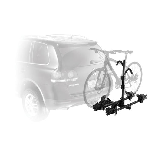 990XT Thule Doubletrack 990XT 2-Bike Hitch Platform Bike Carrier