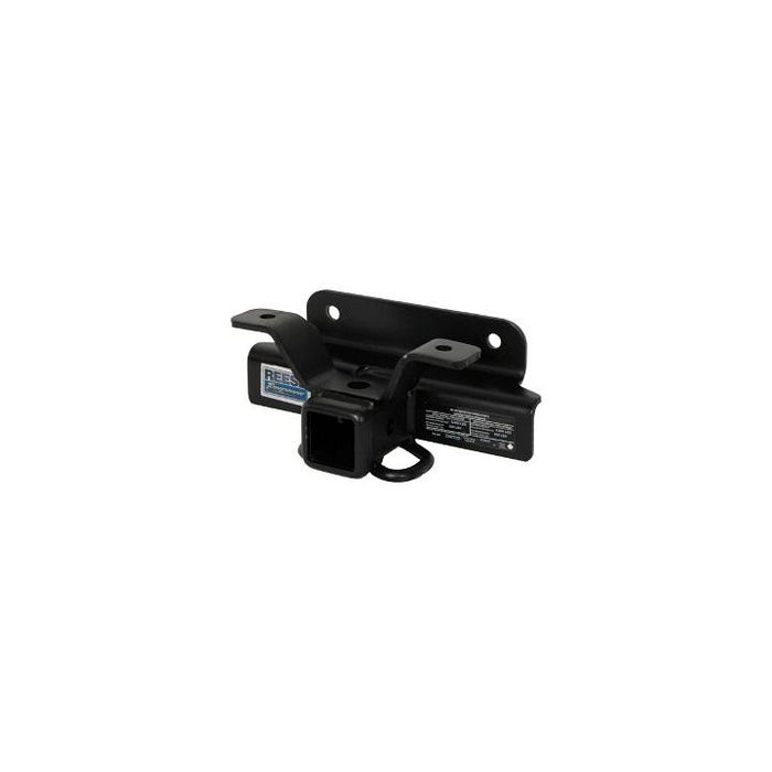 Reese Towpower 44707 Class III Custom-Fit Hitch with 2 Square Receiver Opening Includes Hitch Plug Cover