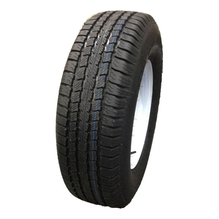 ASR1128 Sutong Super Cargo Trailer Tire Assembly, ST225 / 75R15-D6