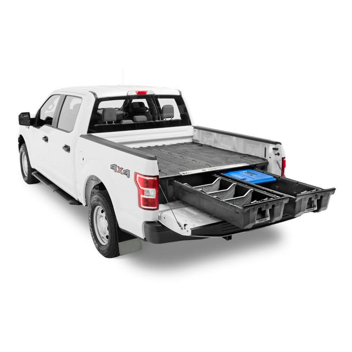 DR6 DECKED Truck Bed Storage System