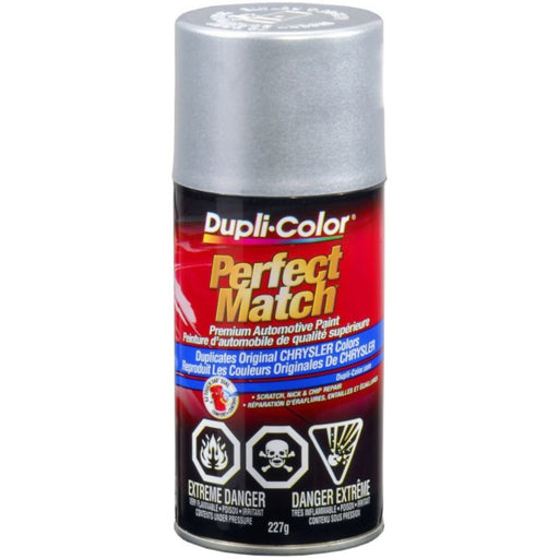 CBCC0410 Dupli-Color Perfect Match Paint, Bright Silver Metallic (PS2)