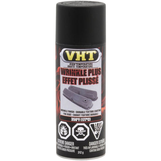 VHT Wrinkle Plus High Temperature Textured Paint, 312 g