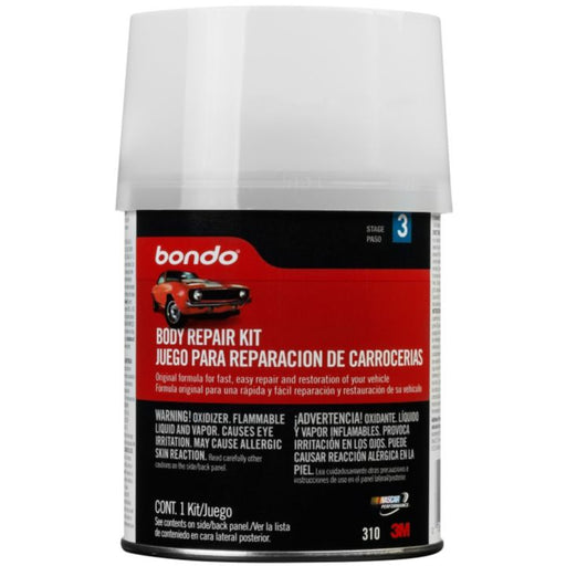 310 Bondo Body Repair Kit