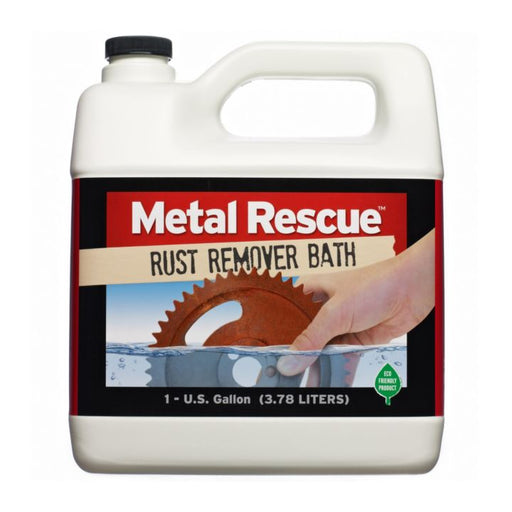 0477920 Metal Rescue Rust Remover Bath, 3.78-L