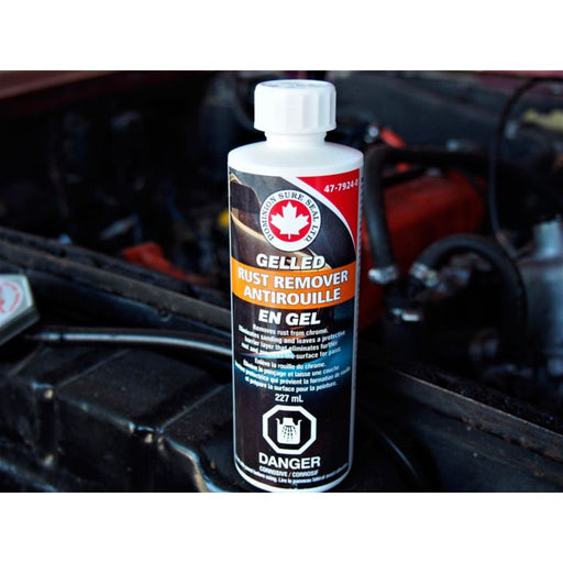 BR0G227 Rust Remover, 227-mL