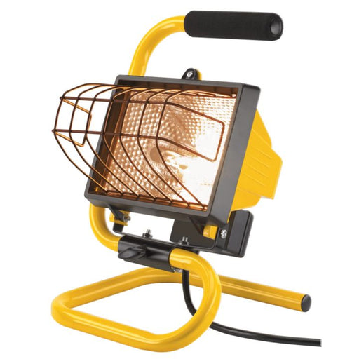 Worklight Halogen 500-Watt Portable