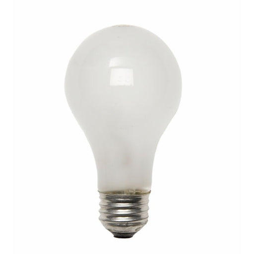 Sylvania A19 50W Soft White 1000 Hours Incandescent 2PK