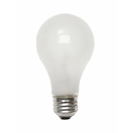 Sylvania A19 100W Soft White 1000 Hours Incandescent 2PK