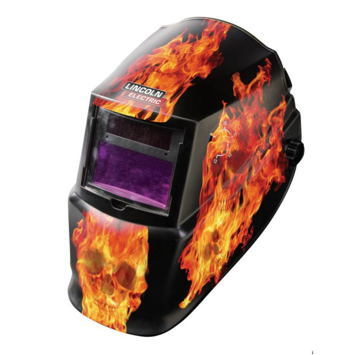 Lincoln Electric Auto Darkening Helmet
