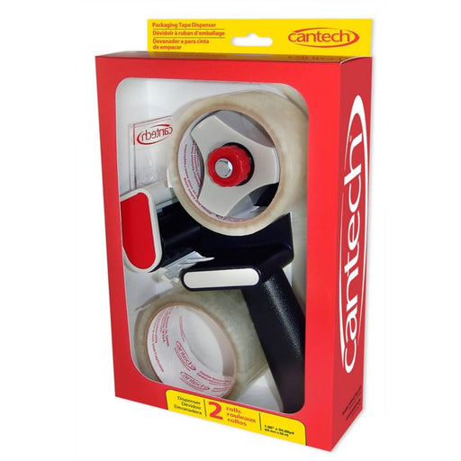 00-10212 Cantech Tape Dispenser with Sealing Tape