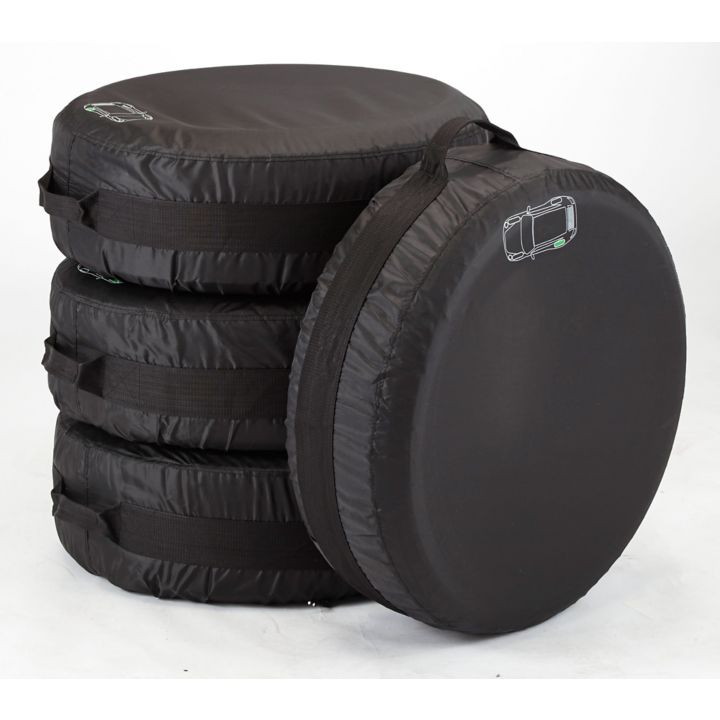 Certified Tire Covers, 4-pk