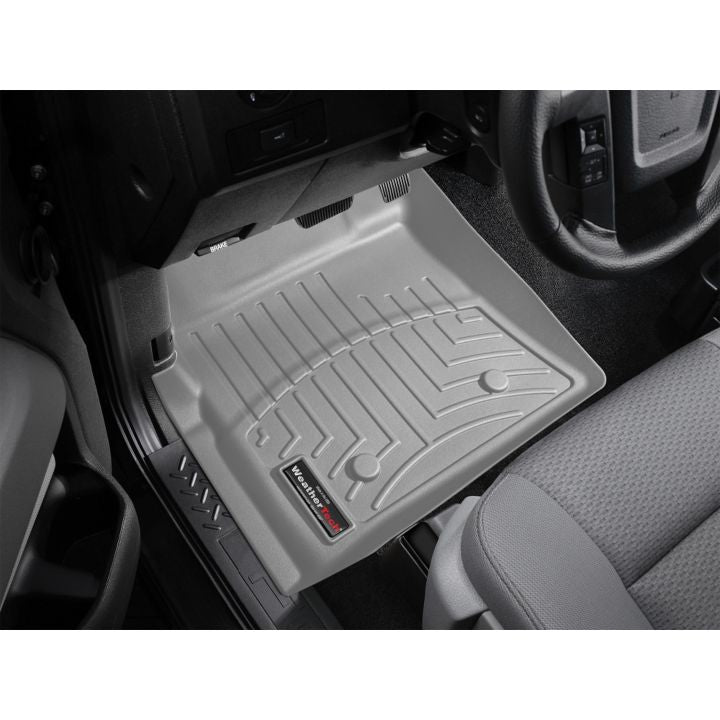 460321 WeatherTech® Custom Front FloorLiner™, Grey