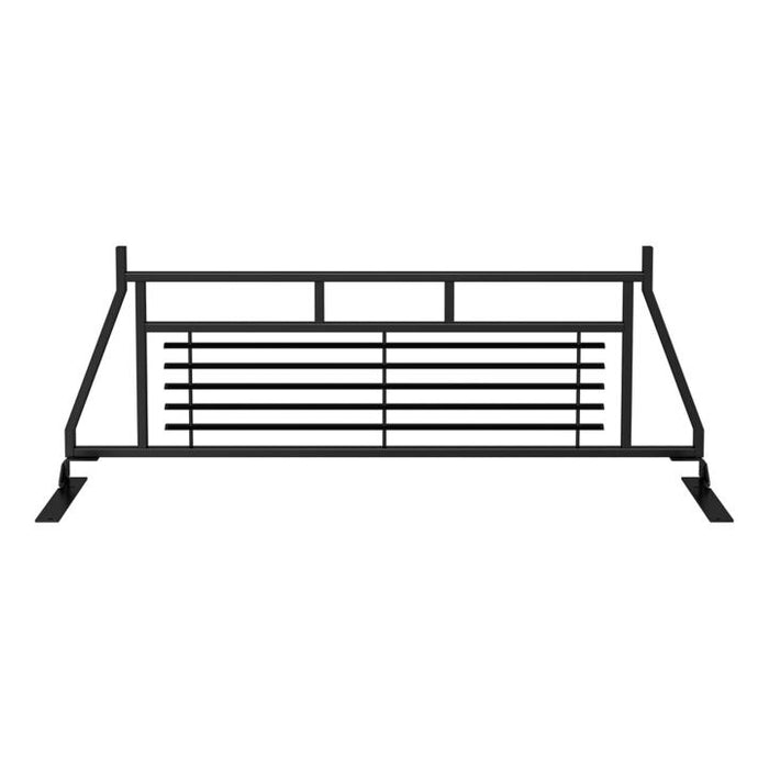 111000 Aries Headache Rack, Black