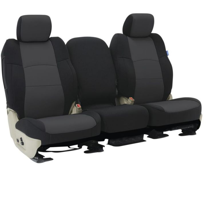2A2FD9578 Coverking Neosupreme Custom Front Seat Cover, North American Car Make