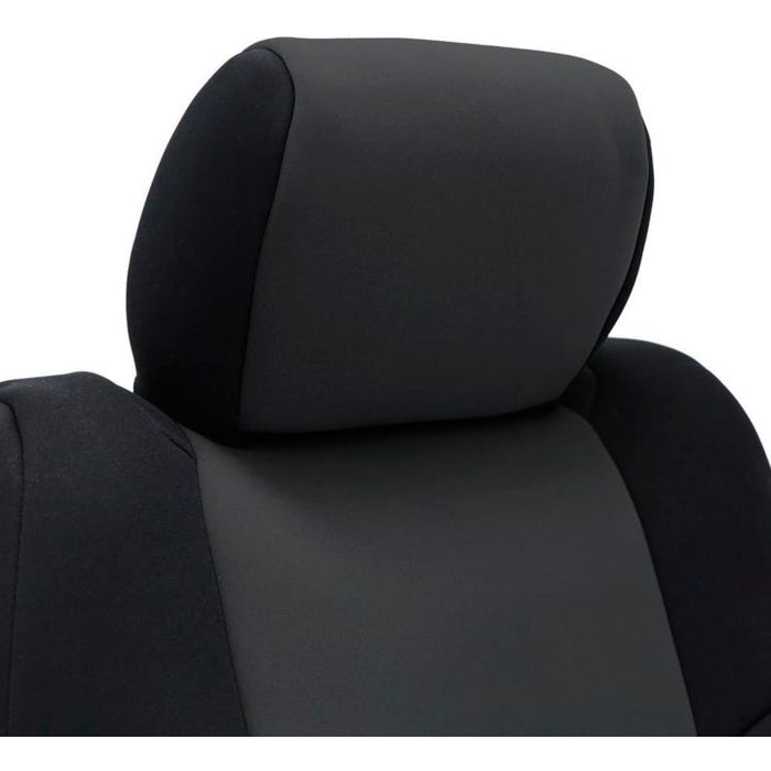 2A2CH10077 Coverking Neosupreme Custom Front Seat Cover, North American Car Make
