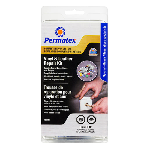 25090 Permatex Vinyl & Leather Repair Kit