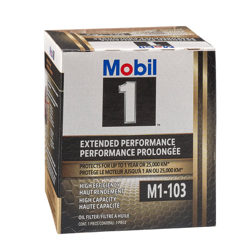 M1-103 Mobil 1 Extended Performance Oil Filter