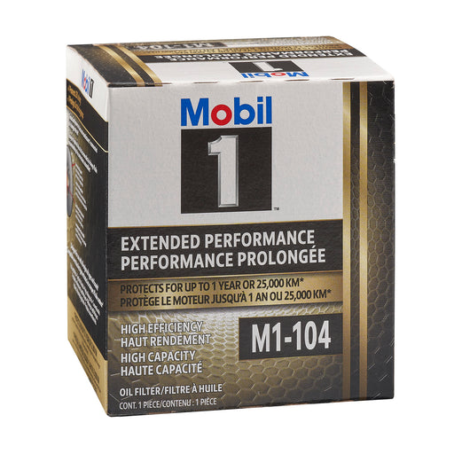 M1-104 Mobil 1 Extended Performance Oil Filter