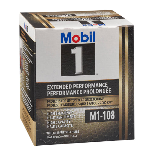 M1-108 Mobil 1 Extended Performance Oil Filter