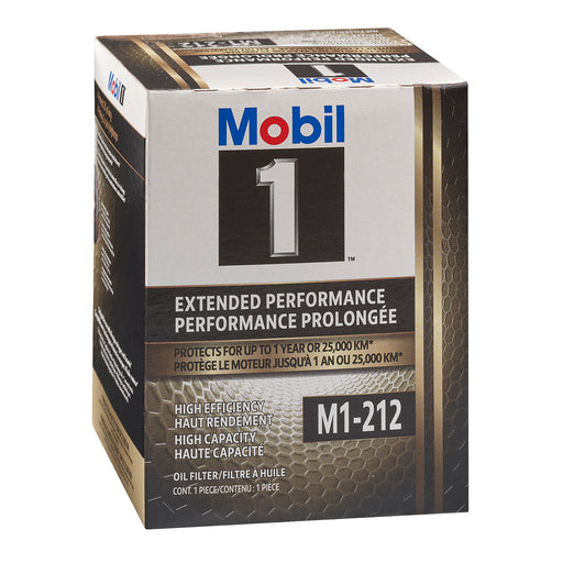 M1-212 Mobil 1 Extended Performance Oil Filter