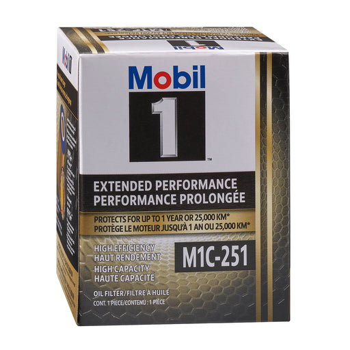 M1C251 Mobil 1 Extended Performance Oil Filter