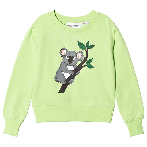 Green Koala Sweatshirt