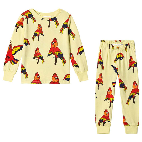 Parrot Two Piece - Yellow