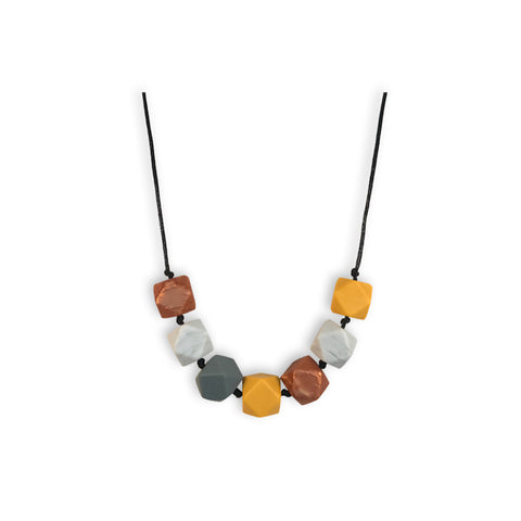 Aurora Quartz Teething Necklace