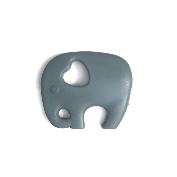 Elephant Teether - Grey