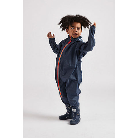 Stomper Suit - Navy