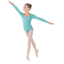 Essential Long Sleeve Leotard by Bloch