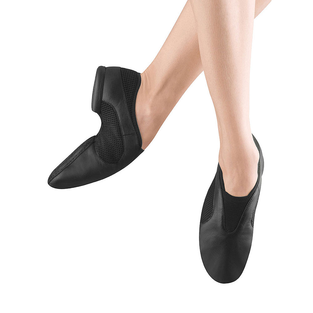 Flow Slip On Jazz Dance Shoes by Bloch