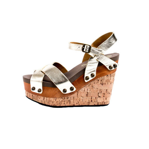 Lexi Platform Wedges by Flogg