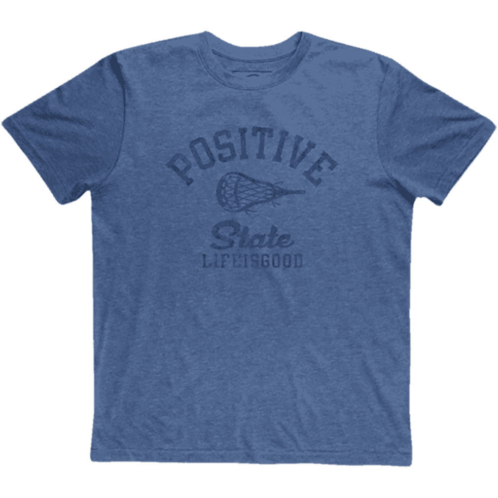 Positive State Lax Cool T-Shirt by Life is good