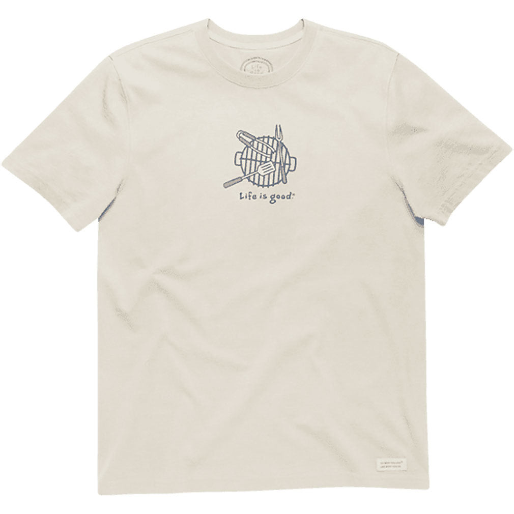 Crusher Old School Grill T-Shirt by Life is good