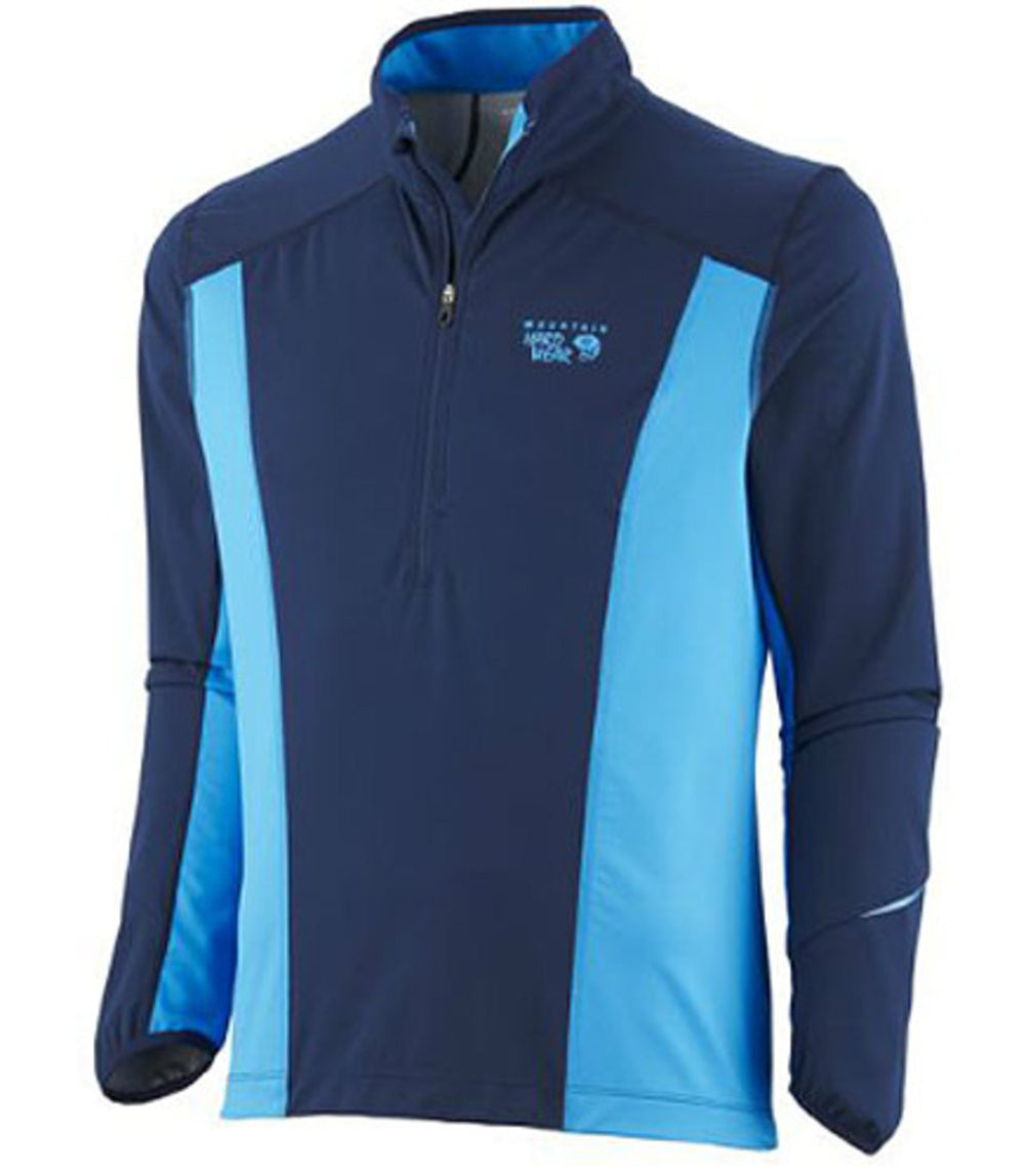 Effusion Power 1/2 Zip T-Shirt by Mountain Hardwear