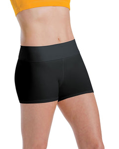 Roll Top Shorts by Motionwear