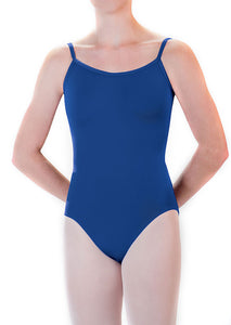 Racerback Camisole Leotard by Motionwear