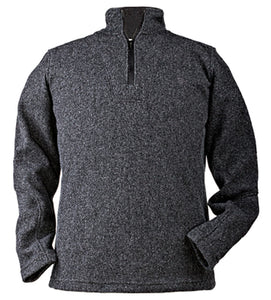 The Woolover Quarter-Zip Jacket by Stormy Kromer