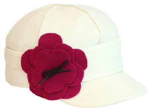 Petal Pusher Cap by Stormy Kromer