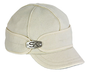 Ida Kromer With Hardware Cap by Stormy Kromer