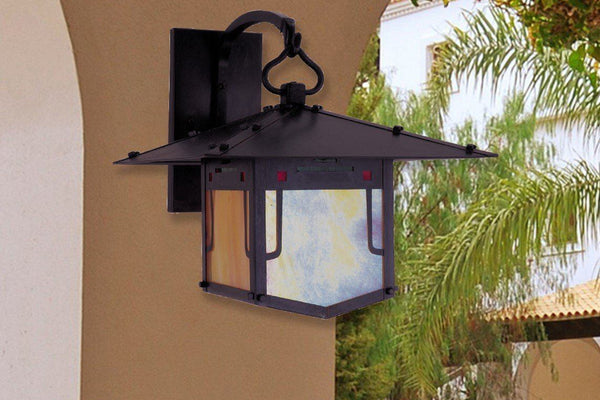 Asian Style Exterior Lighting