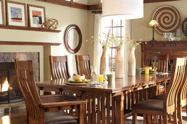 Craftsman Style Furniture