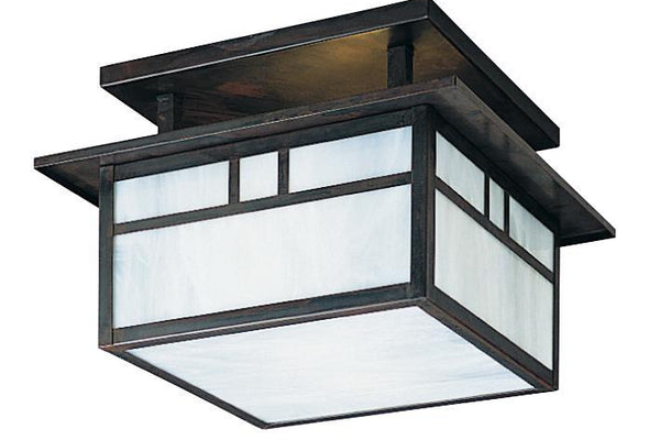 Exterior Ceiling Mount Lighting